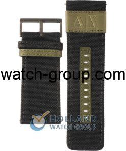 Watch strap company Armani Exchange model AAX1160.Strap Watch  Armani Exchange AX1160 Armani Exchange AX1002.