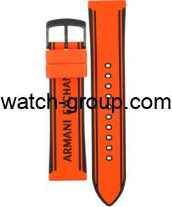 Watch strap company Armani Exchange model aaxt1003.Strap Watch  Armani Exchange AXT1003.