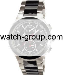 Watch strap company Boccia model 811-A3764BQCPS.Strap Watch  Boccia 3764-01.