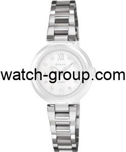 Watch strap company Casio model 10447379.Strap Watch  Casio SHE-4511D-4A Casio SHE-4511D-6A Casio SHE-4511D-7A2.