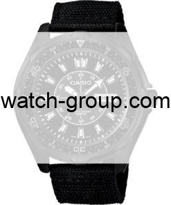 Watch strap company Casio model 10452233.Strap Watch  Casio AMW-110-1AV.