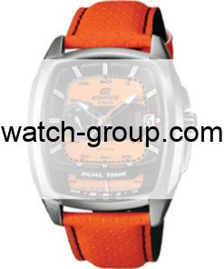 Watch strap company Casio Edifice model 10271036.Strap Watch  Casio Edifice EF-321L-5AV.