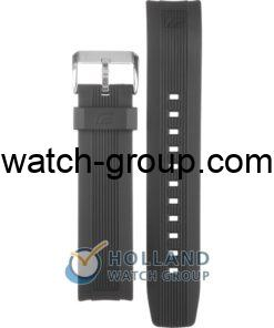 Watch strap company Casio Edifice model 10360106.Strap Watch  Casio Edifice EQS-500C-1A1 Casio Edifice ERA-200B-1AV Casio Edifice ERA-300B-1AV Casio Edifice EQS-500C-1A2 Casio Edifice EQW-M600C-1A.