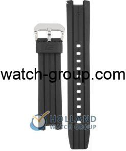 Watch strap company Casio Edifice model 10449531.Strap Watch  Casio Edifice EFR-529-7AV.