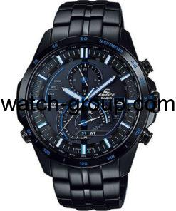 Watch strap company Casio Edifice model 10482943.Strap Watch  Casio Edifice EQS-A500DC-1A2V.