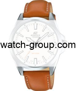 Watch strap company Casio Edifice model 10563061.Strap Watch  Casio Edifice EFV-100L-7AVUEF.