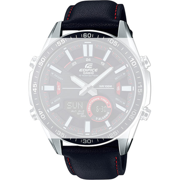 Watch strap company Casio Edifice model 10567809.Strap Watch  Casio Edifice EFV-C100L-1AV.