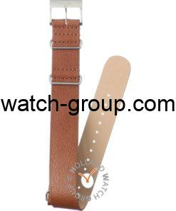 Watch strap company Citizen model 59-R50317.Strap Watch  Citizen BJ6501-10L.