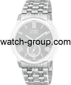 Watch strap company Citizen model 59-S03316.Strap Watch  Citizen BV1000-50E Citizen BV1009-80E.