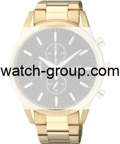 Watch strap company Citizen model 59-S05798.Strap Watch  Citizen AN3582-59E.