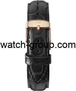 Watch strap company Daniel Wellington model DW00200134.Strap Watch  Daniel Wellington DW00100118.