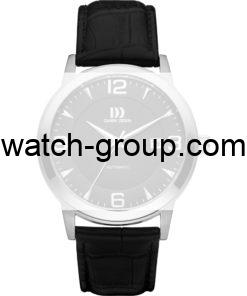 Watch strap company Danish Design model BIQ14Q1083.Strap Watch  Danish Design IQ14Q1083 Danish Design IQ17Q1083 Danish Design IQ22Q1083.