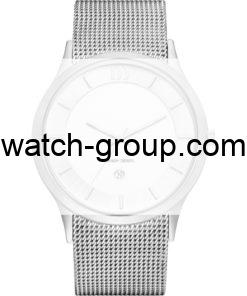 Watch strap company Danish Design model BIQ62Q1026.Strap Watch  Danish Design IQ64Q1026 Danish Design IQ62Q1026 Danish Design IQ72Q1026 Danish Design IQ75Q1026.