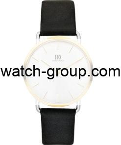 Watch strap company Danish Design model BIV11Q1244.Strap Watch  Danish Design IV11Q1244 Danish Design IV12Q1244.