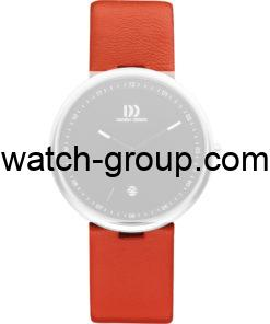 Watch strap company Danish Design model BIV24Q1002.Strap Watch  Danish Design IV24Q1002.