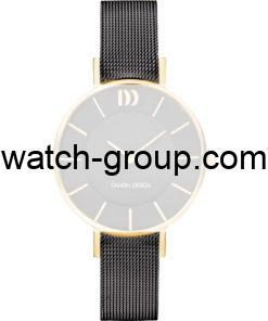 Watch strap company Danish Design model BIV70Q1167.Strap Watch  Danish Design IV70Q1167 Danish Design IV71Q1167.