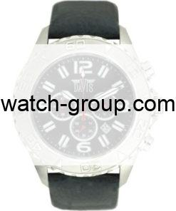 Watch strap company Davis model BB0800.24.Strap Watch  Davis Davis-0800 Davis Davis-0802.