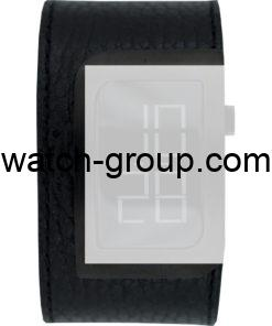 Watch strap company Davis model BB1252.Strap Watch  Davis Davis-1252.