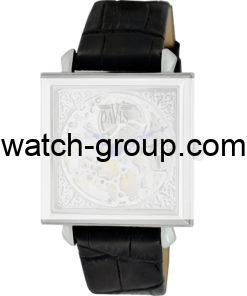 Watch strap company Davis model BB1510.20.Strap Watch  Davis Davis-1510.