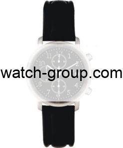 Watch strap company Davis model BB9810.18.Strap Watch  Davis Davis-9810 Davis Davis-9811.