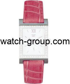 Watch strap company Davis model BB9836.16.Strap Watch  Davis Davis-9836.