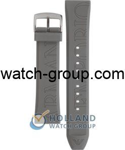 Watch strap company Emporio Armani model AAR1055.Strap Watch  Emporio Armani AR1055.