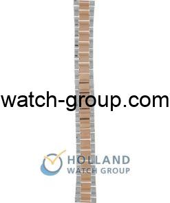 Watch strap company Emporio Armani model AAR11066.Strap Watch  Emporio Armani AR11066.