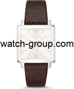 Watch strap company Emporio Armani model AAR11099.Strap Watch  Emporio Armani AR11099.