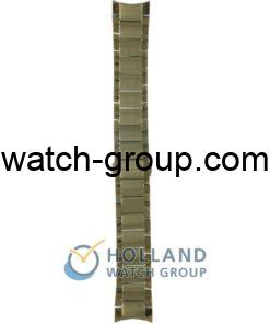 Watch strap company Emporio Armani model AAR11117.Strap Watch  Emporio Armani AR11117.