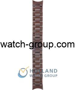 Watch strap company Emporio Armani model AAR1446.Strap Watch  Emporio Armani AR1446.