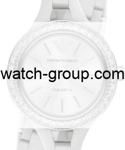 Watch strap company Emporio Armani model AAR1482.Strap Watch  Emporio Armani AR1482.