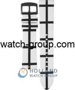 Watch strap company Emporio Armani model AAR1856.Strap Watch  Emporio Armani AR1856.