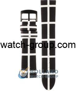 Watch strap company Emporio Armani model AAR1860.Strap Watch  Emporio Armani AR1860.