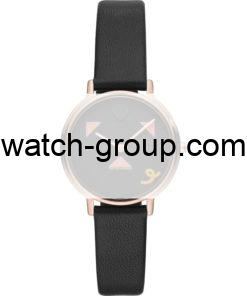 Watch strap company Emporio Armani model AAR80022.Strap Watch  Emporio Armani AR80022.