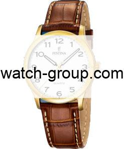 Watch strap company Festina model BC06664.Strap Watch  Festina F16452/1.
