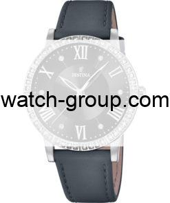 Watch strap company Festina model BC10478.Strap Watch  Festina F20412/4 Festina F20415/4.