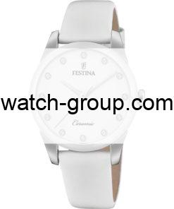 Watch strap company Festina model BC10811.Strap Watch  Festina F20473/1 Festina F20473/4.