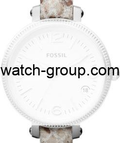 Watch strap company Fossil model AES3185. Strap Watch Fossil ES3185