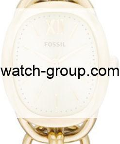 Watch strap company Fossil model AES3512. Strap Watch Fossil ES3512