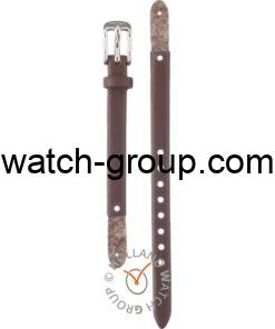 Watch strap company Fossil model AES3861.Strap Watch  Fossil ES3861.