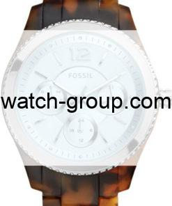 Watch strap company Fossil model AES4016.Strap Watch  Fossil ES4016.