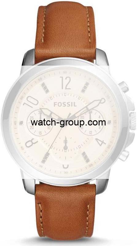 Watch strap company Fossil model AES4039. Strap Watch Fossil ES4039