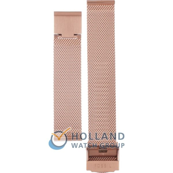 Watch strap company Fossil model AES4333.Strap Watch  Fossil ES4333 Fossil FTW5028.