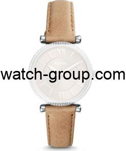 Watch strap company Fossil model AES4343. Strap Watch Fossil ES4343