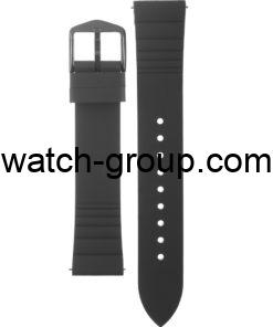 Watch strap company Fossil model AFTW6009.Strap Watch  Fossil FTW6009.