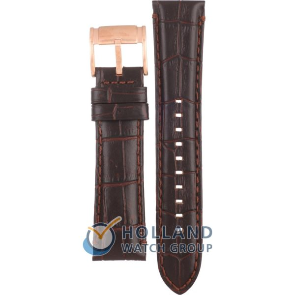 Watch strap company Fossil model AME1114.Strap Watch  Fossil ME1114.