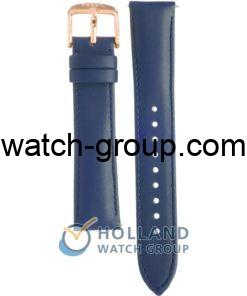 Watch strap company Fossil model AME3086.Strap Watch  Fossil ME3086.