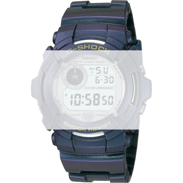 Watch strap company G-Shock model 10052509. Strap Watch G-Shock G-2000FL-6
