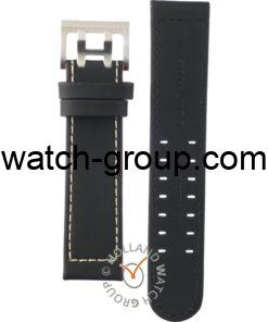 Watch strap company Hamilton model H600.776.130. Strap Watch Hamilton H77695733