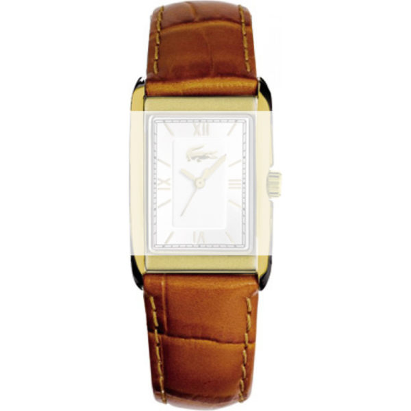 Watch strap company Lacoste model 609302057. Strap Watch Lacoste 2000345